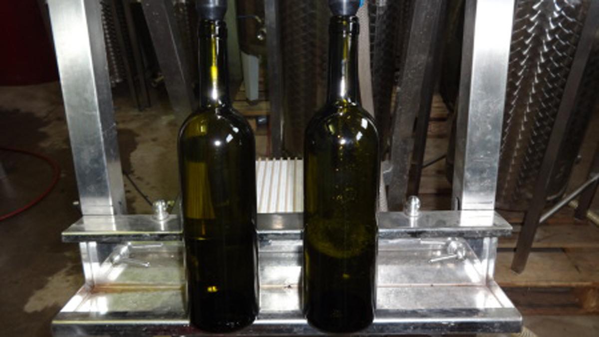 Polnjenje steklenic