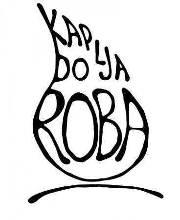 Logotip skupine Kaplja do roba :) mi smo navdušeni, pa vi?